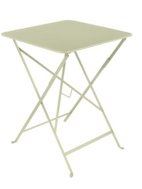 FM bistro tafel 57x57 willow green
