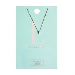 OR ketting L zilver