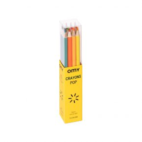 OMY 16 colored pencils POP