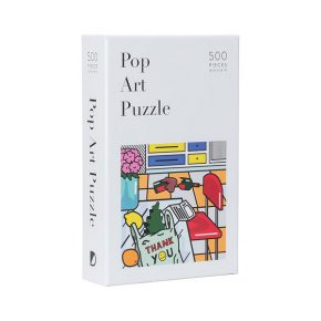 Pop art 500pc puzzel
