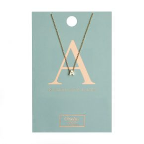OR ketting A goud