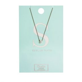 OR ketting S zilver