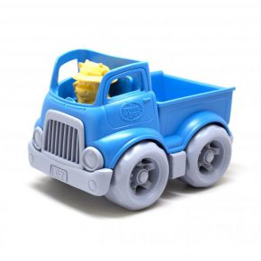 Green Toy Mini Pick-Up Truck