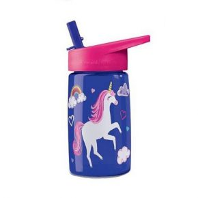 BT tritan drinkfles unicorn