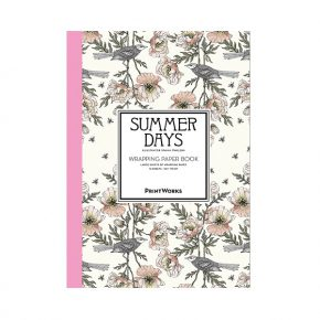 PW summer days gift wrapping boek