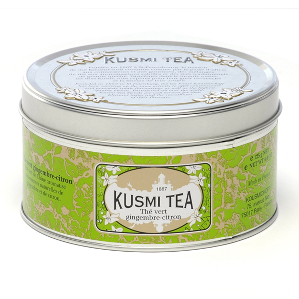 Kusmi 125gr Ginger Lemon