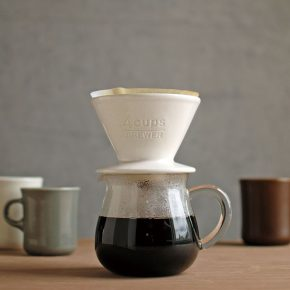 Kinto brewer 4cups wit
