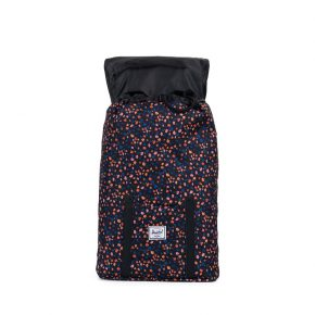 HS retreat MID black floral