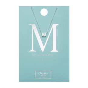 OR ketting M zilver