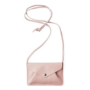 KC tas vocals soft pink