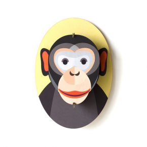 SR wall deco Monkey
