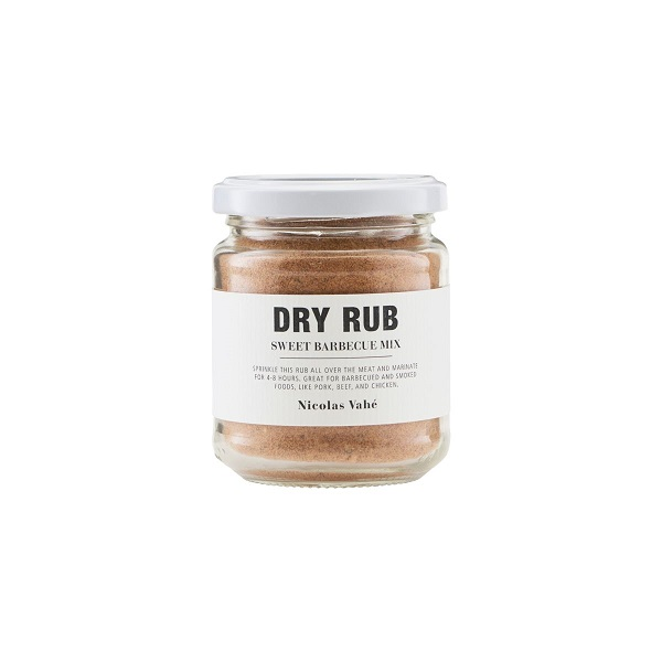 NV dry rub sweet bbq