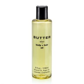Butter Elixer body + hair oil