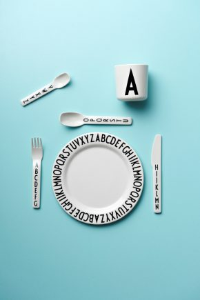 DL melamine bestek set