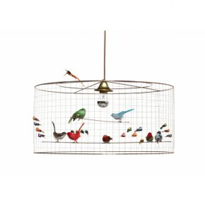 MC hang lamp voliere medium