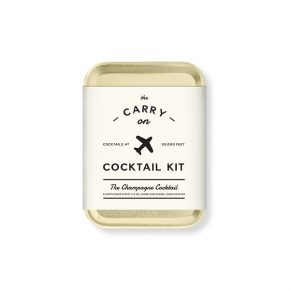 W&P cocktail kit Champagne