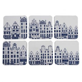 &k set coasters amsterdam