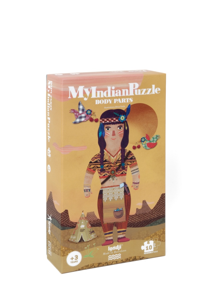 LJ My Indian Puzzle