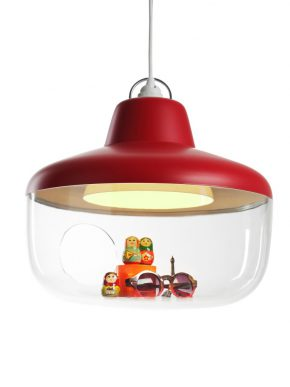 ENO lamp Favorite rood