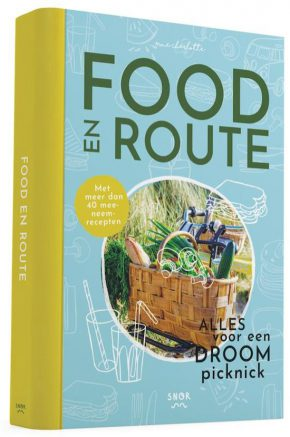 Boek Food en Route