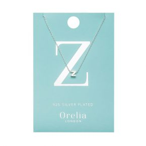 OR ketting Z zilver