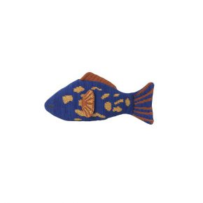 FERM leopard fish toy