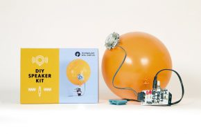 Tech DIY synth kit