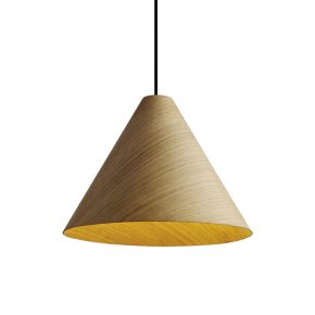 HAY lamp 30degree L naturel + koord