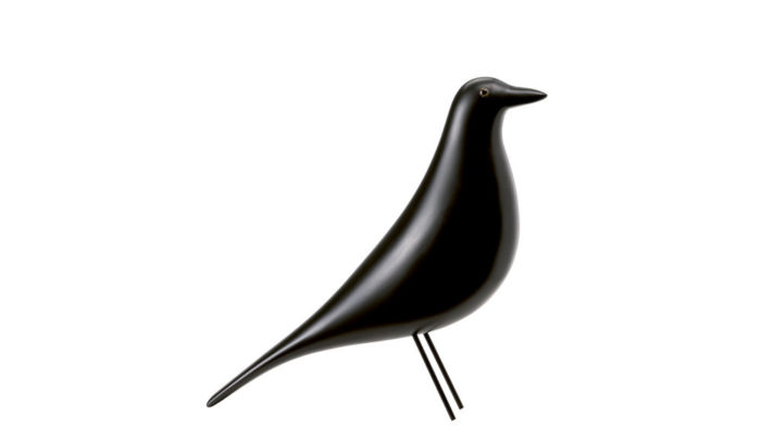 VR vogel zwart Eames House Bird