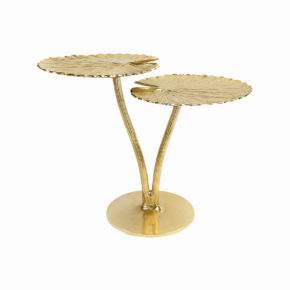 &k tafel water lily gold