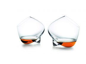 NC cognac glass set 2