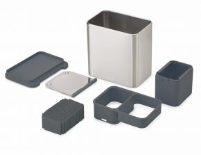 JJ organiser Surface RVS