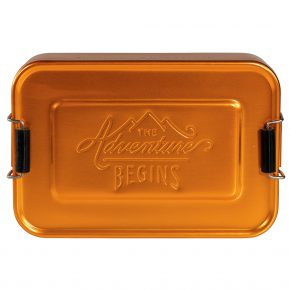 WW lunch tin gold