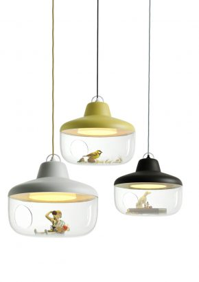 ENO lamp Favorite geel