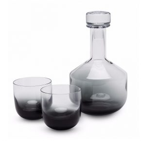 TD set Tank whiskey glas