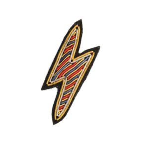 &k broche cosmic thunder