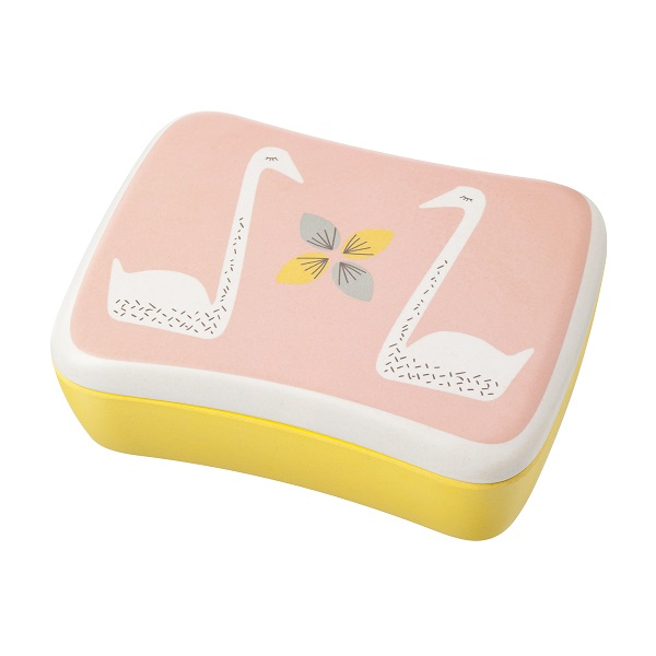 FRESK lunch box Zwaan