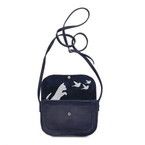 KC tas CAT ink blue