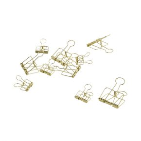 HAY paperclips outline set 10