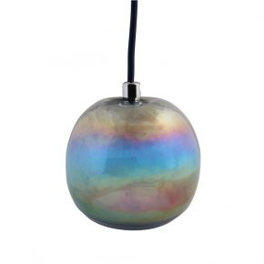 &k lamp cosmic smoke grey small