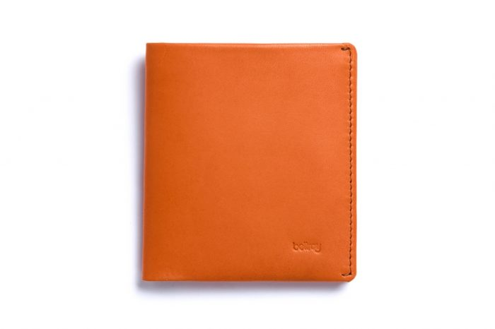 BR porto note sleeve burnt orange