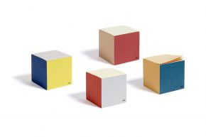 HAY paper cube Warm Red