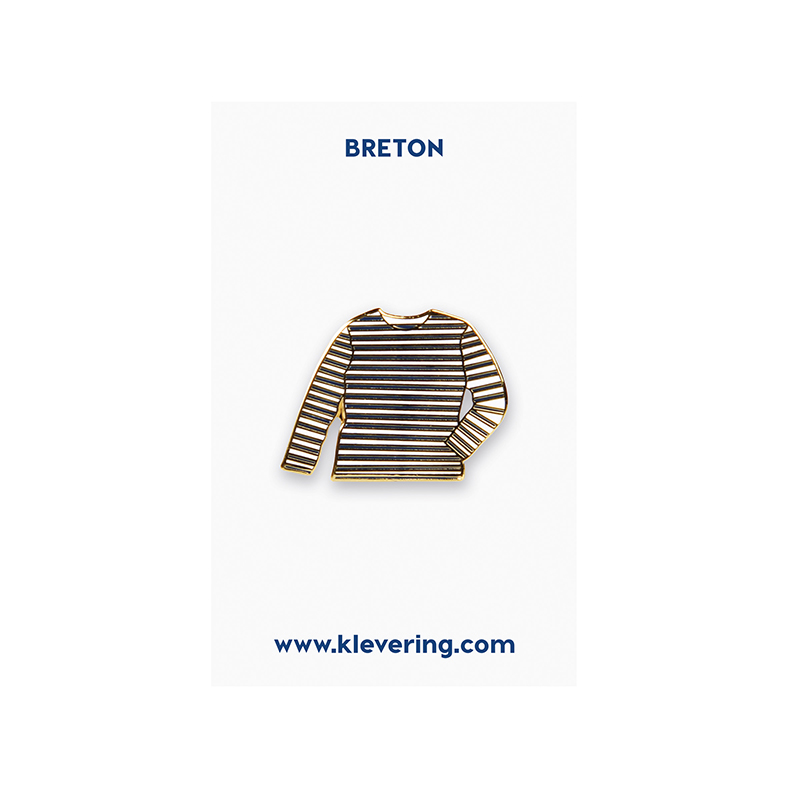 &k pin bretons shirt