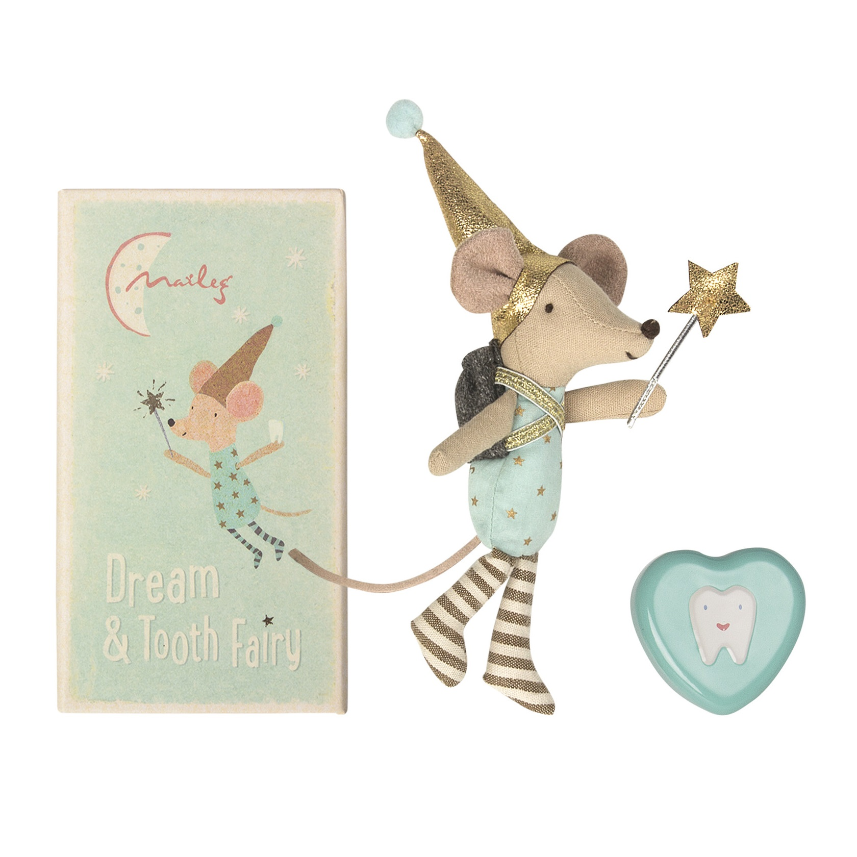 ML tooth fairy boy mouse