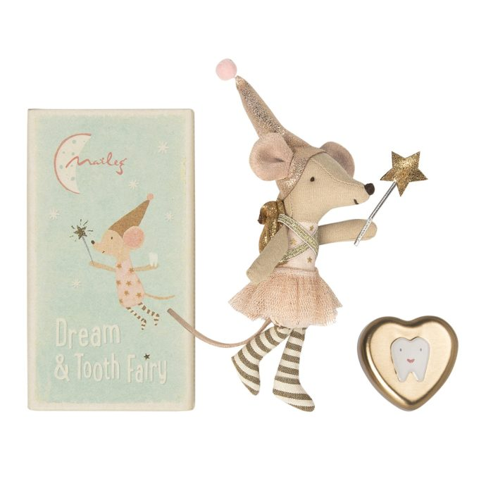 ML tooth fairy big sis mouse