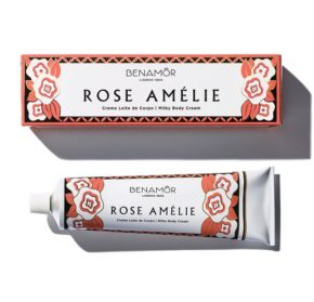 BM rose body cream 150ml