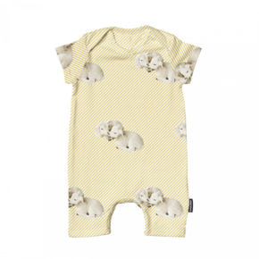 SK playsuit little lambs 68