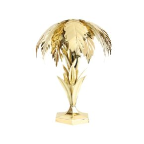 &k lamp Palm Brass Foot