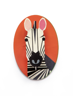 SR totem little friends zebra