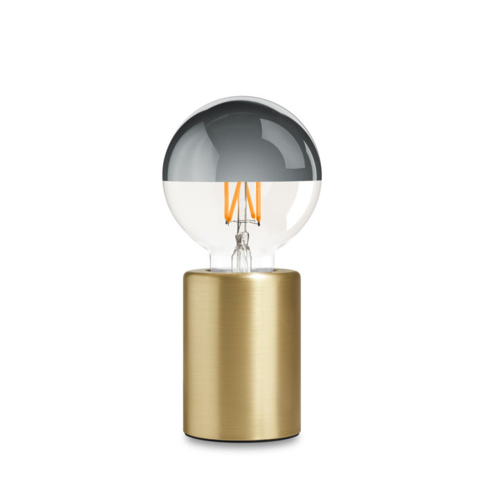 EH Module lamp gold